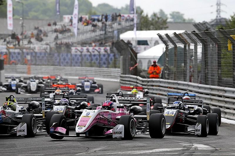 Pau F3: Daruvala on podium in opener