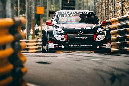 Un Rob Huff da record centra la pole position a Macao