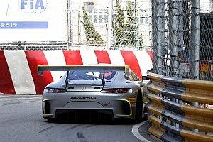 Dominio de Mercedes en Macao con Juncadella segundo
