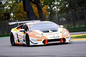 Lamborghini, Asia: Cozzolino e Pavlovic sono i poleman di Imola