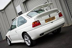 Automotive Noticias de última hora ¿Pagarías 100.000 euros por un Ford Escort RS Cosworth?