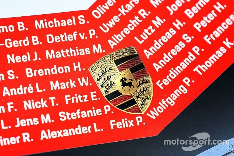 Porsche built engine for possible F1 2021 entry