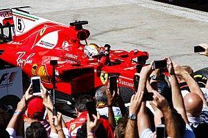 Ferrari: la quinta vittoria di Vettel spazza via l'autunno difficile