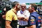 Formula 1 Red Bull, Renault ile parça krizinin geride kalmasını umuyor
