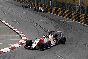 Илотт обогнал Эрикссона и выиграл субботнюю гонку Ф3 в Макао