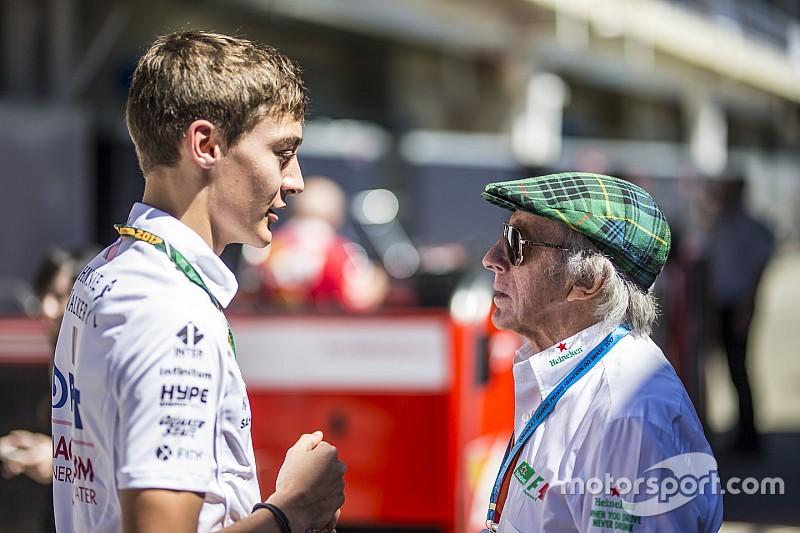 """Stewart: """"Britse rookies moeten zich niet blindstaren op Hamilton"""""""