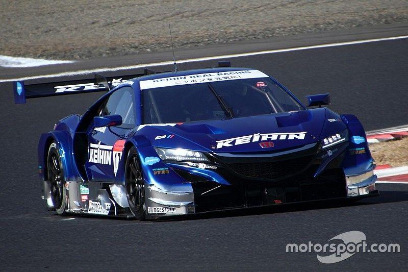 The chief victim of Honda's Super GT reshuffle