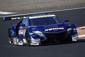 Honda scores 1-2 on second Super GT test day