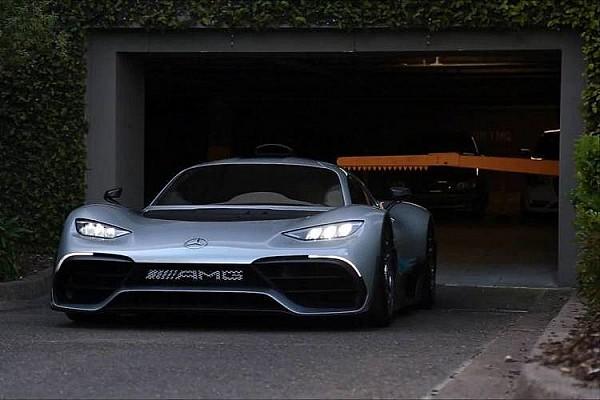 Auto Actualités Vidéo - La Mercedes-AMG Project One au grand jour
