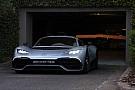 Auto Vidéo - La Mercedes-AMG Project One au grand jour