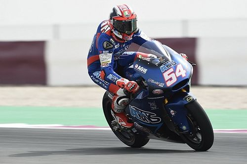 Moto2 Argentinië: Pasini blijft Oliveira voor in eerste training