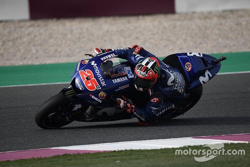 Viñales: Yamaha teve problemas em todas as áreas