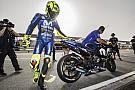 MotoGP Avec 12 pilotes dans le coup, Rossi s'inquiète de l'usure de ses pneus