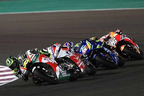"Crutchlow: Qatar shows MotoGP the ""best motorsport"""
