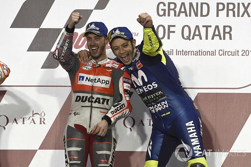 Video: el Top 10 del GP de Qatar en MotoGP