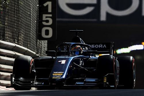 F2 Monaco: Kazanan Markelov oldu