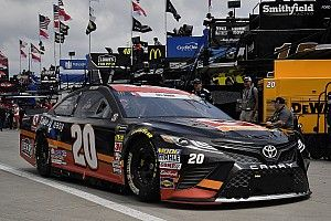 Erik Jones fastest in final NASCAR Cup practice before Coke 600