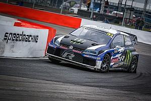 Rallycross-WM Qualifyingbericht WRX Silverstone 2018: Kristoffersson übernimmt das Kommando