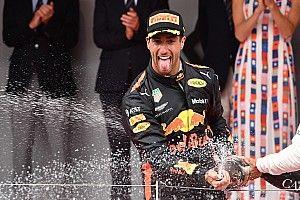 Риккардо назвали гонщиком дня на Гран При Монако. Вы согласны?
