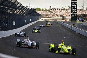 Penske announces management reshuffle in IndyCar, IMSA