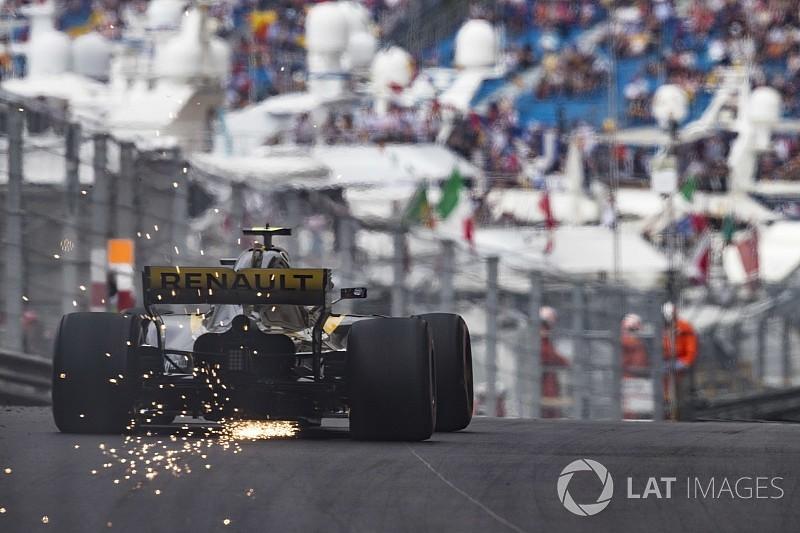 Fotogallery F1: i primi due turni di libere del GP di Monaco 2018