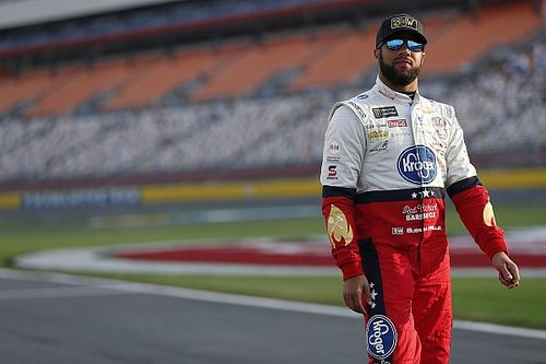"""NASCAR Cup rookie Bubba Wallace """"enjoying the hell out of this year"""""""