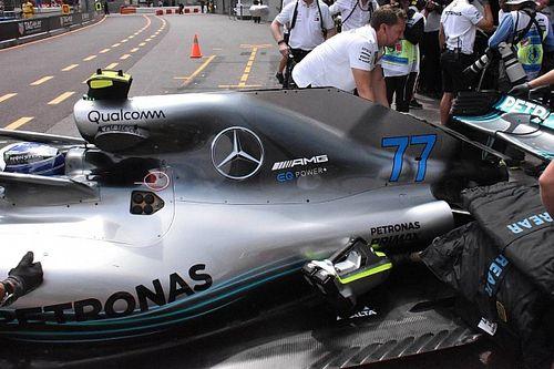 Mercedes genoodzaakt introductie nieuwe krachtbron uit te stellen
