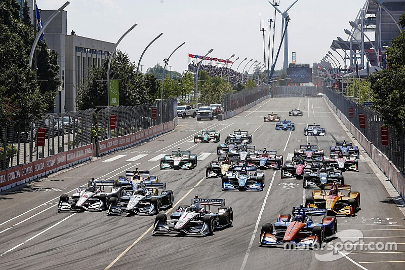 The top 10 IndyCar drivers of 2018