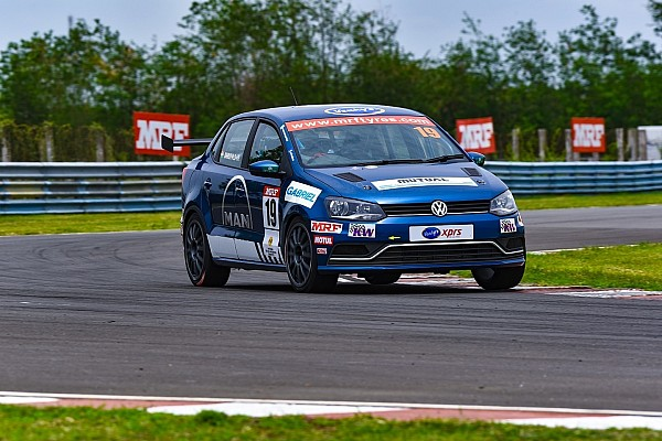 Touring Race report Chennai Ameo Cup: Mohite takes dominant Race 3 win