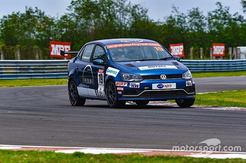 Chennai Ameo Cup: Mohite takes dominant Race 3 win