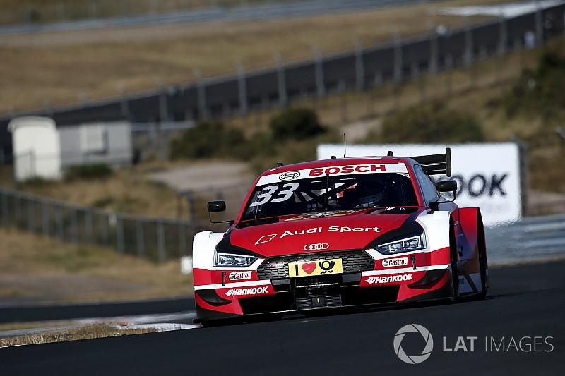 Zandvoort DTM: Rast, Audi'ye 2018'deki ilk galibiyetini getirdi