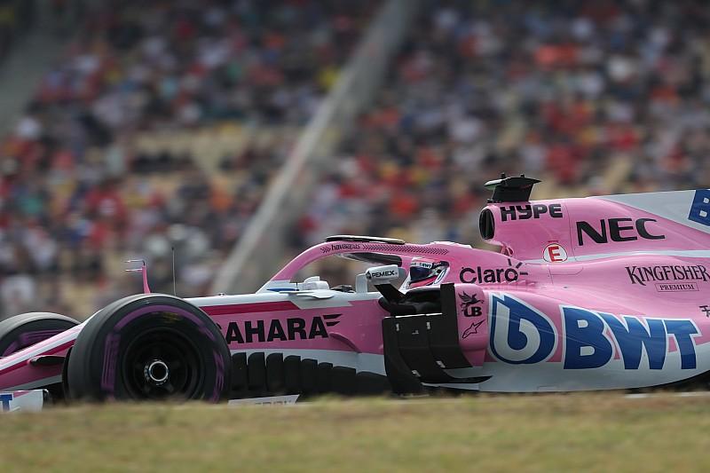 Perez diz que temeu ficar no Q1 como Ocon