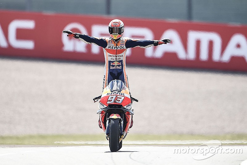 Márquez: Vitórias e poles são boas, mas o importante é o título