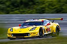 Antonio Garcia porta la Corvette in pole a Lime Rock