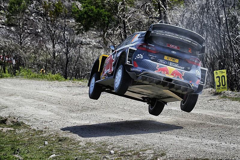 M-Sport-Ford: Neues Heck bei der Rallye Finnland