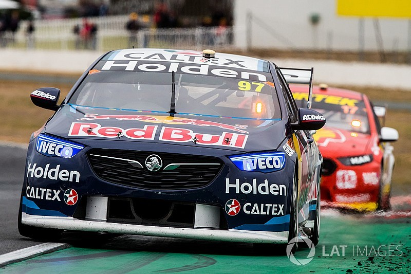 Van Gisbergen calls for improved qualifying form