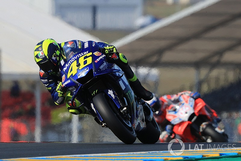 Le Mans MotoGP: Top photos from the race