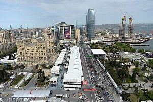 阿塞拜疆与F1续约至2023年