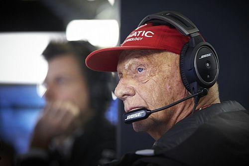 Lauda afirma que su trasplante de pulmón ha sido peor que el accidente en Nurburgring