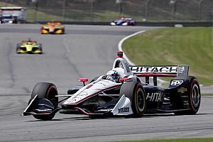 IndyCar Gara Newgarden si conferma il re del Barber nonostante la pioggia