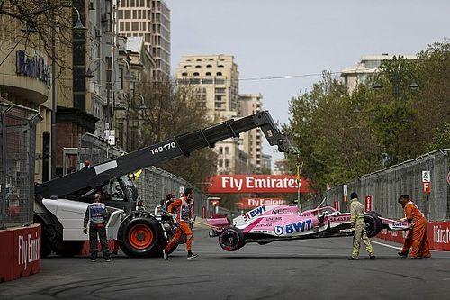 """Ocon dice que Raikkonen """"no está en la posición que debería"""" con un Ferrari"""