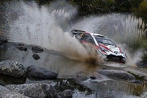 Argentina WRC: Tanak takes first win with Toyota
