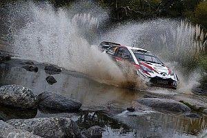 WRC Argentina : Tanak raih kemenangan pertama bersama Toyota
