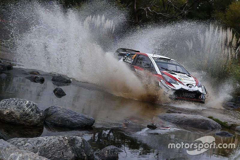 Des WRC les plus étanches possible ce week-end
