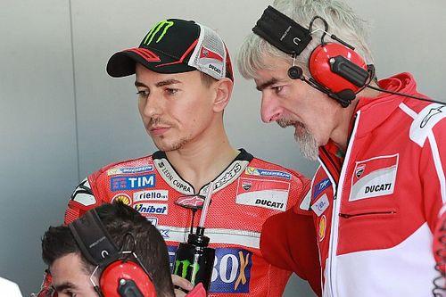 Dall'Igna : Lorenzo ? Il est de mon devoir d'avoir les meilleurs pilotes