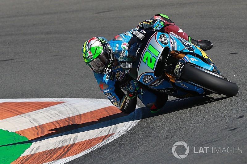 """Morbidelli: """"Se salissi su una Moto2 adesso, mi sembrerebbe rotta"""""""