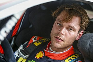 WRC Leg report Australia WRC: Mikkelsen ends Friday on top, Neuville second