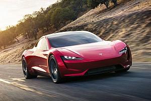 Automotive Noticias de última hora Tesla Roadster: de 0 a 100 km/h en menos de dos segundos