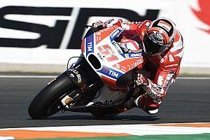 Ducati cierra dos jornadas de test en Mugello con Pirro