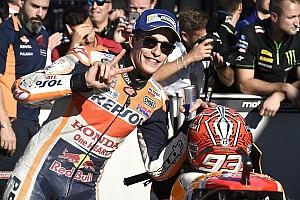 Теперь у Маркеса есть поулы на всех трассах календаря MotoGP. Проверим?